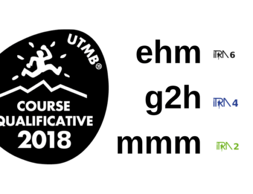 WE ARE QUALIFYING FOR THE UTMB!
