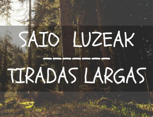 SAIO  LUZEAK