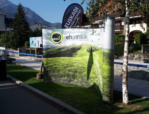 We are in Salon Ultra Trail du Mont Blanc – UTMB! Come to visit us!…