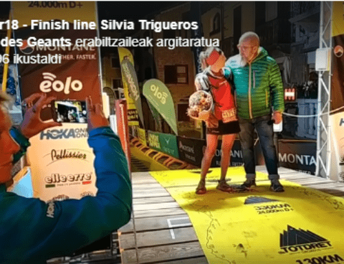 ZORIONAK SILVIA TRIGUEROS!