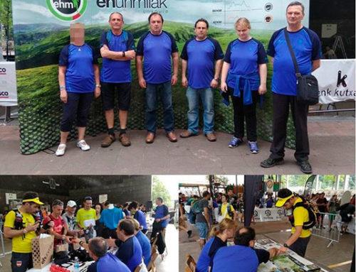 Personas usuarias del CRPS Beasain repitieron voluntariado en la Ehunmilak