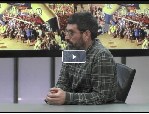 """[GOIENA] Mikel Valdivielso, Ehun Miliak ultra-trailaren zuzendaria: """"Korrikalariek asko ikasi dute entrenatzen"""""""